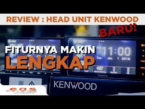 REVIEW: Head Unit Kenwood Terbaru