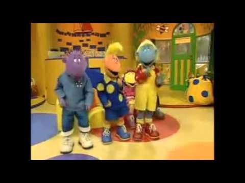 Tweenies  five little firemen ENGLISH