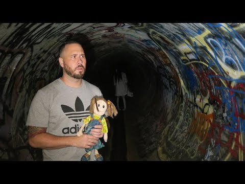 RETURNING THE HAUNTED DOLL (FAZE RUG TUNNEL)