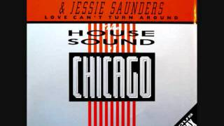 Farley Jackmaster Funk & Jesse Saunders Featuring Darryl Pandy - Love Can