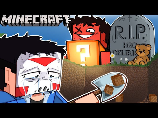 WE OPENED LUCKY BLOCKS & THIS HAPPENED ON MINECRAFT!!!! - (Delirious Perspective) Ep. 7!