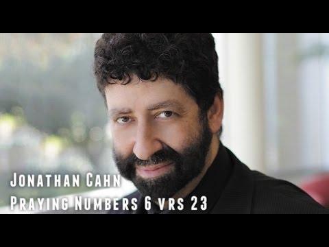 Jonathan Cahn Praying Numbers 6 vrs 23  at El Shaddai