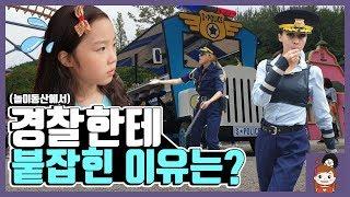 놀이공원에서 경찰한테 붙잡혔다? 서울랜드브이로그 놀이동…