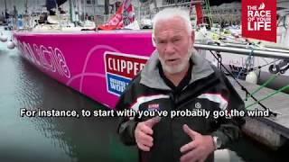 Clipper Race Founder and Chairman Sir Robin Knox-Johnston previews ...