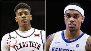 PJ Washington, Jarrett Culver and NBA Draft implications at the NCAA tournament | SportsCenter