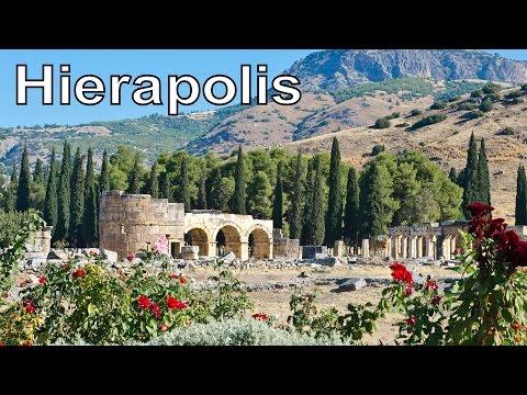 Hierapolis - Pamukkale - Turkey (Türkiye) | RotWo
