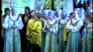 Покровская свадьба с. Сомино, Бокситогорского района, Ленинградская обл.
