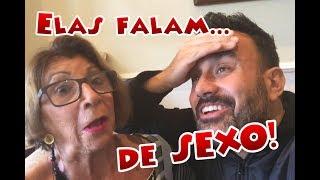 Video de sexo com idosa