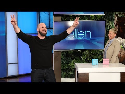 Jon Dorenbos' iPhone Trick and Magical Gender Reveal
