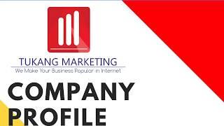 The Tukang Marketing Company Profile