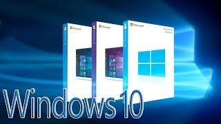 Windows 10  -  Qual das 12 versões devo usar?