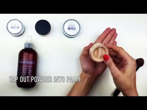 How to Instantly Turn Mineral Powder Foundation Into Liquid Foundation