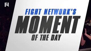 Fabricio Werdum Stuns Mark Hunt at UFC 180 | Moment of the Day