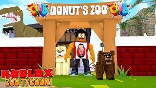 ROBLOX - WELCOME TO THE LITTLECLUB ZOO IN ROBLOX!!