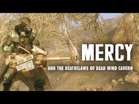 Mercy & The Deathclaws of Dead Wind Cavern - Plus, Harper's Shack: The Perfect Player Home
