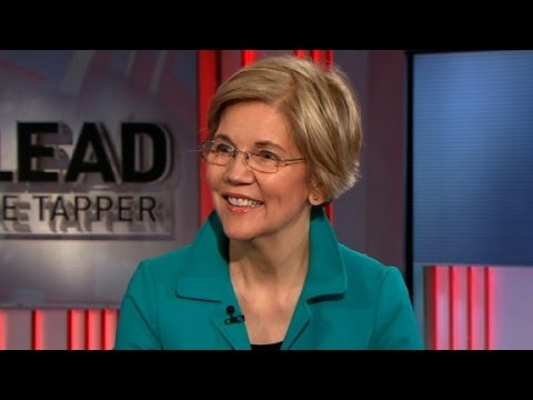 Sen. Warren's full interview with Jake Tapper