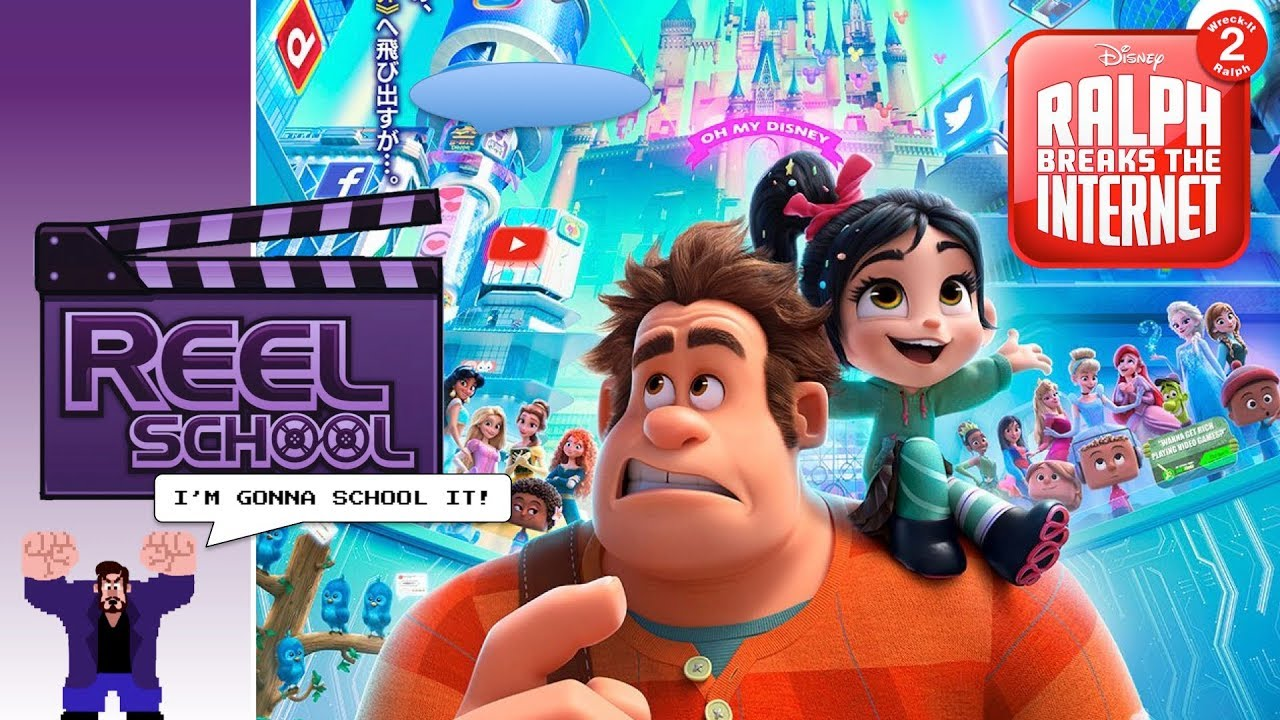Ralph Breaks the Internet: Wreck it Ralph 2 Movie Review - YouTube