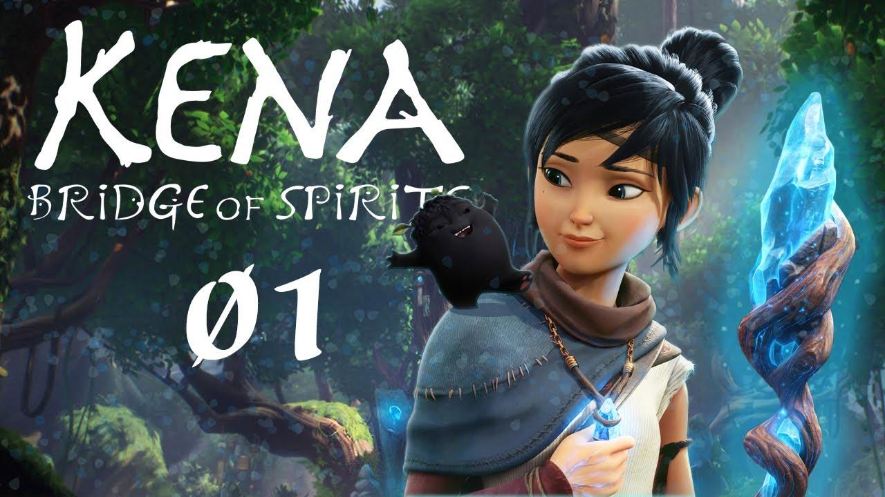Download Kena Bridge of Spirits - LET'S PLAY FR #1