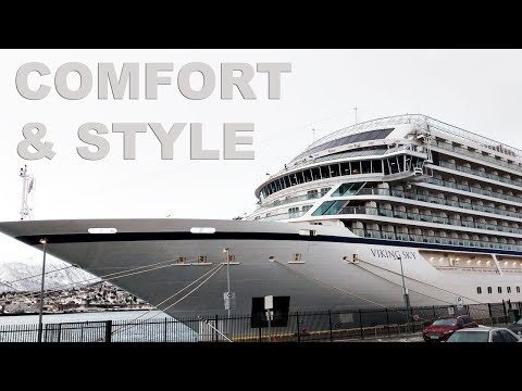 Viking Sky Cabin Tour (Penthouse Veranda No. 6074)
