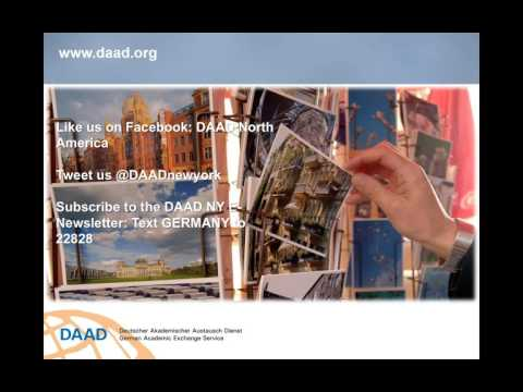 Webinar  Study Abroad in Berlin with FU BEST