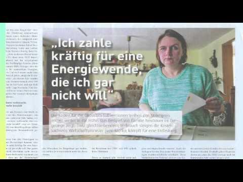 Prof. Dieter Ameling: Stoppt die Energiewende