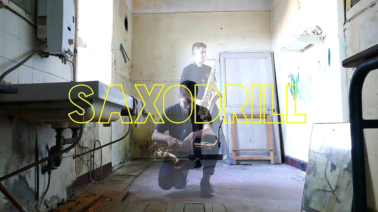 Download ADAVITY - SAXODRILL (PROD. BY BABYBOI) - Album @Le Règlement Drill