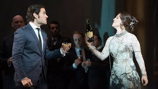 La traviata, Brindisi, the drinking song (Glyndebourne)