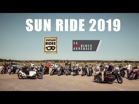 SUN RIDE 2019 by VINTAGE RIDES x LA FABRIQUE GENERALE