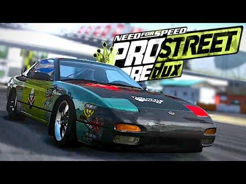 The Remaster We Never Got - NFS ProStreet Redux Mod