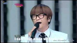 4MEN - I Can't [Eng. Sub]