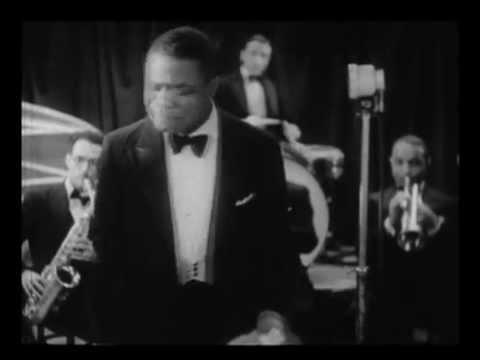 Louis Armstrong in Copenhagen (1933)-HD