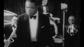 Louis Armstrong in Copenhagen (1933)-HD