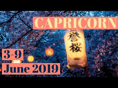 The week ahead for capricorn