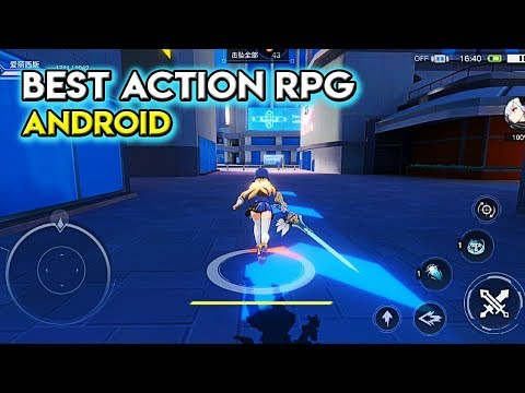 Best Action RPG Games For Android 2019 [ High Graphics ]