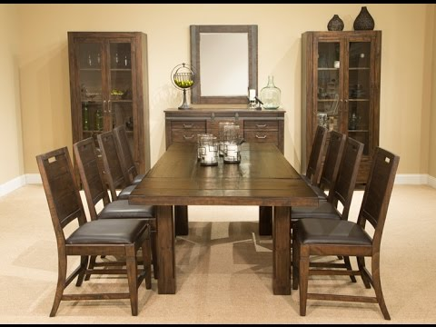 Pine Hill Dining Room Collection By Magnussen Furniture