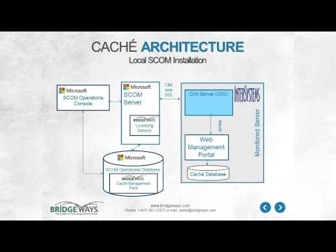 Monitoring InterSystems Cache with SCOM or Tibanna Plus Sept 10 Webinar