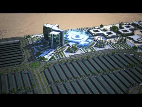 New Building For Saudi Aramco in Dhahran