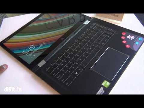 Lenovo Yoga 3 14 First Look