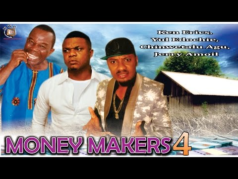 Money Makers Season 4  - 2015 Latest Nigerian Nollywood  Movie