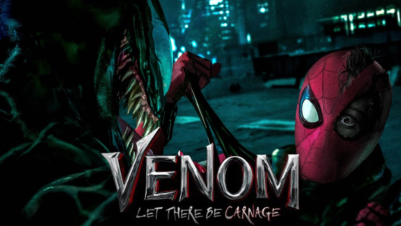 TOM HARDY TEASING TOM HOLLAND SPIDER-MAN IN VENOM 2? Let There Be Carnage  Cameo - YouTube