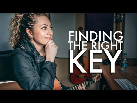 Finding the Best Key For My Voice | Behind the Song