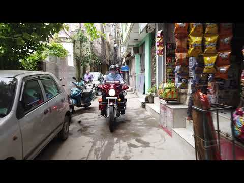 Narrow Road MissionDelhi bikes