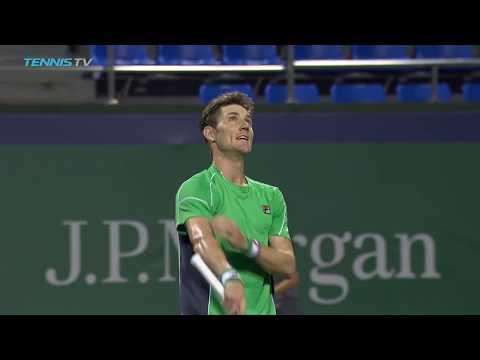 Djokovic eases through; Ebden, Jarry shock the stars | Shanghai 2018 Highlights Day 3
