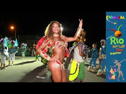CULTNE DOC - Carnaval Rio em San Luis - Passistas Samba Show