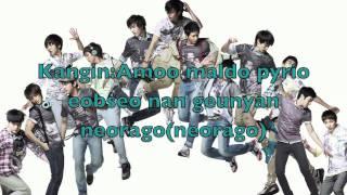 Super Junior-It's You(Rearranged)(Studio Ver.)+Lyrics Mp3