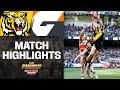 Richmond V GWS Highlights   2019 Toyota AFL Grand Final