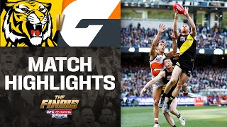 Richmond v GWS Highlights | 2019 Toyota AFL Grand Final