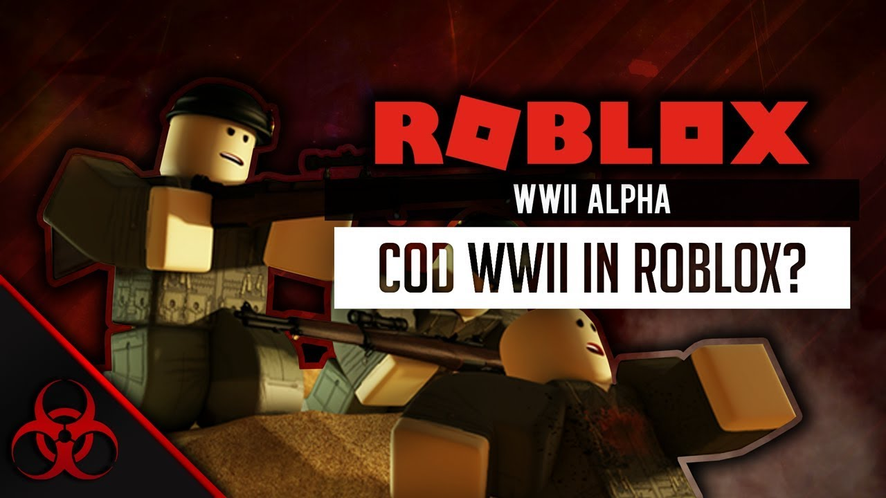 Roblox Wwii Alpha Cod Wwii In Roblox Youtube