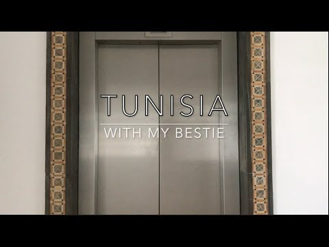 Tunisia with my Bestie