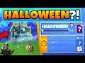 Fortnite HALLOWEEN EVENT! - 8 Things/Theories we Know! (Battle Royale Gameplay + Update News)